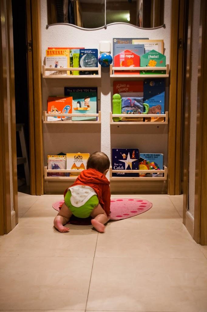 Almacenar cuentos infantiles tigriteando - Ideas decoracion habitacion infantil ...