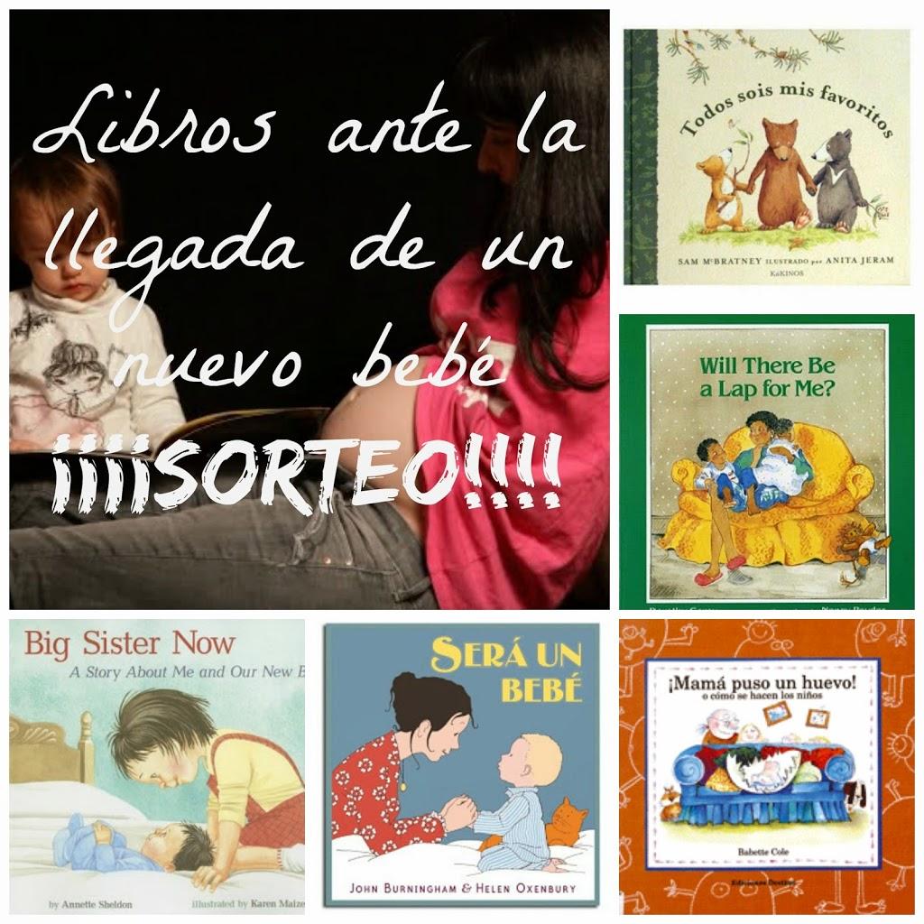 libros para ninos que van a tener un hermanito
