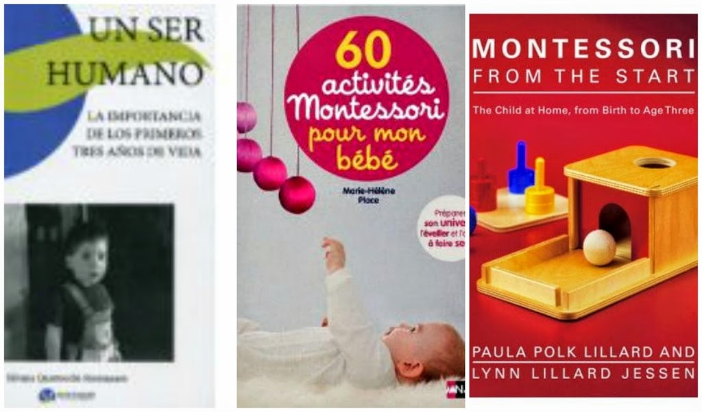 Montessori Con Bebes Parte 1 0 A 6 Meses Tigriteando