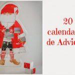 20 calendarios de adviento