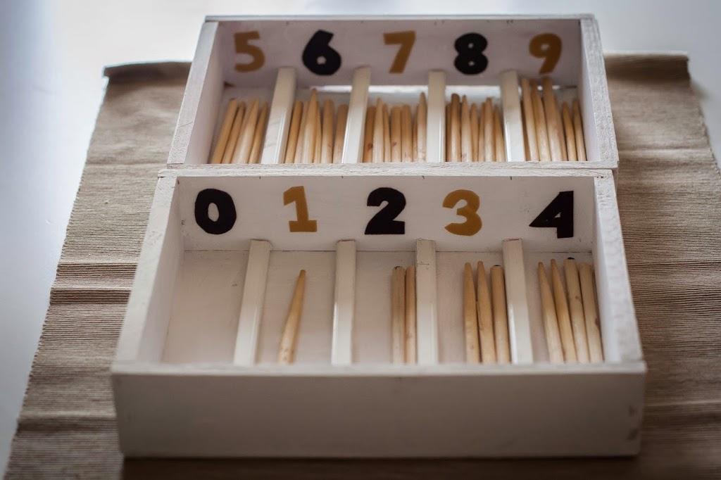 10 Que Tigriteando Pena Materiales La Fabricar Montessori Merece rQshdt