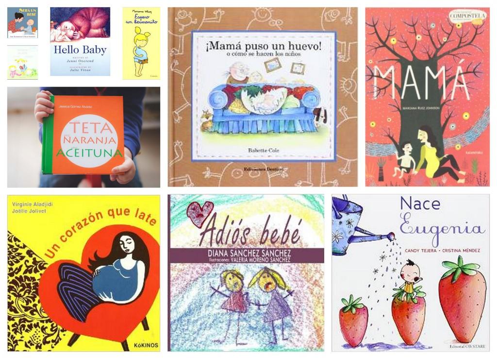 libros para ninos que han perdido a su madre