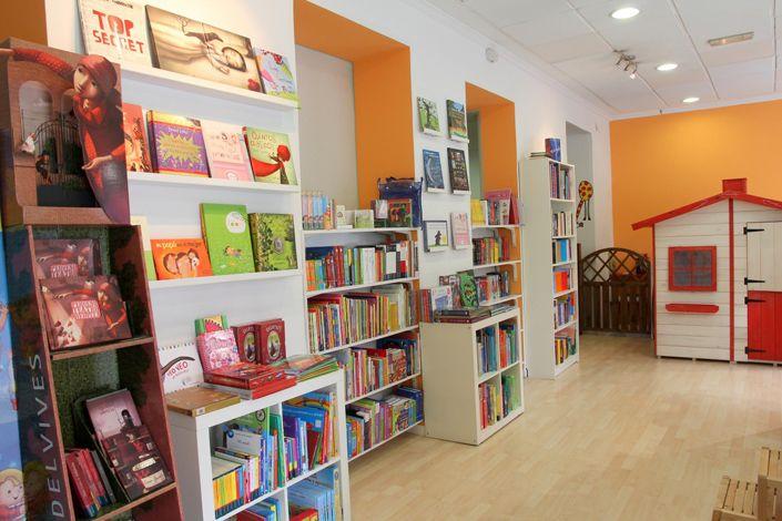 Librerias infantiles y juveniles de madrid - Librerias a medida en madrid ...