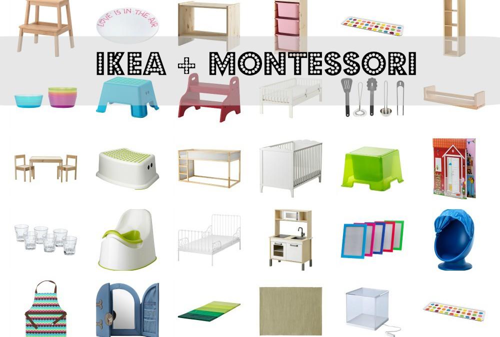 Ikea y montessori tigriteando for Espejo montessori