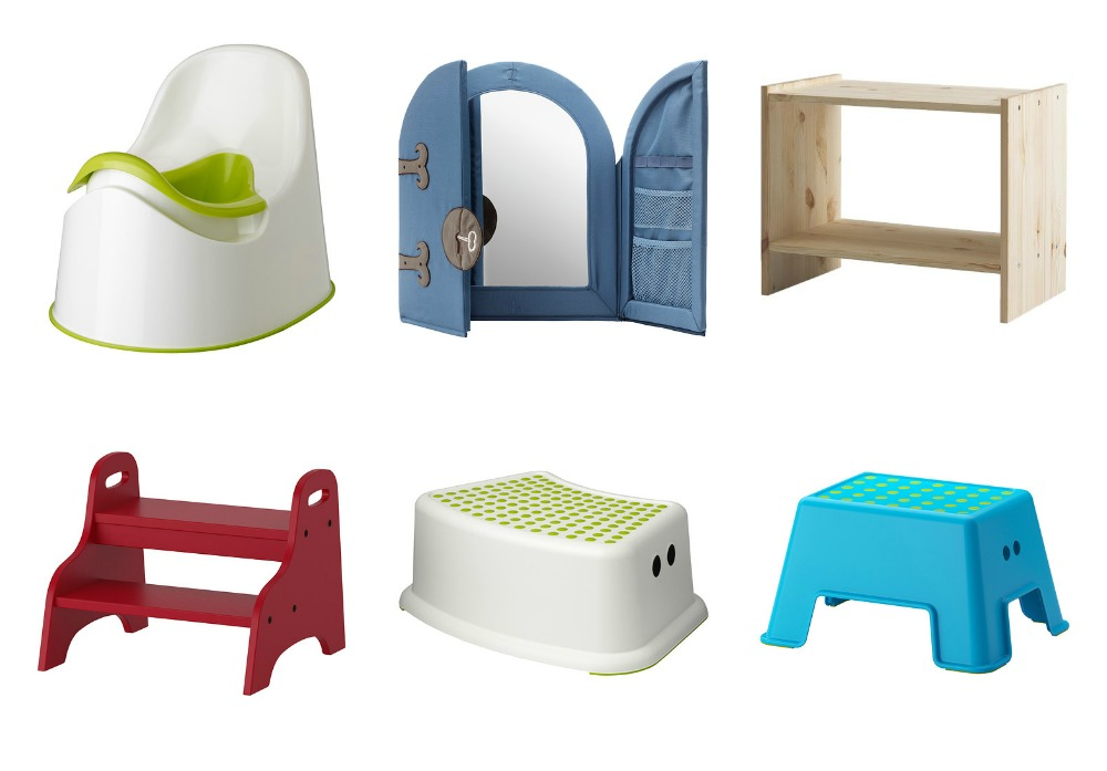 Ikea estanterias habitacion ninos