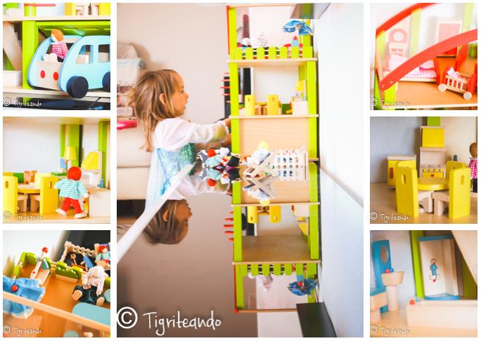 BabyCaprichos Casa muñecas A