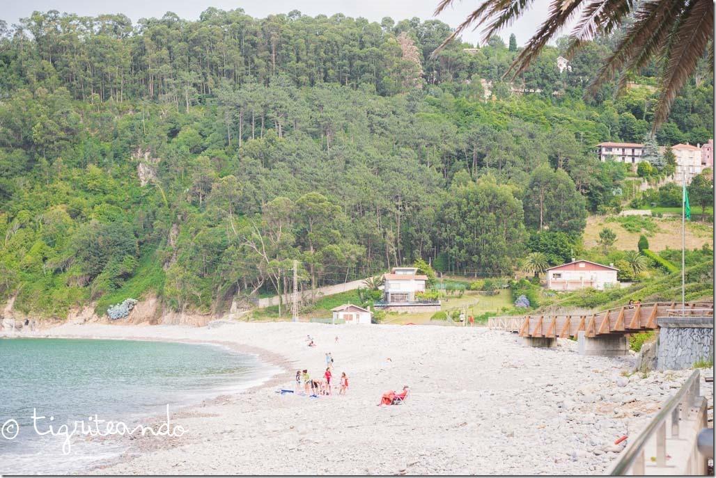 Playa Concha Artedo niños-1-2