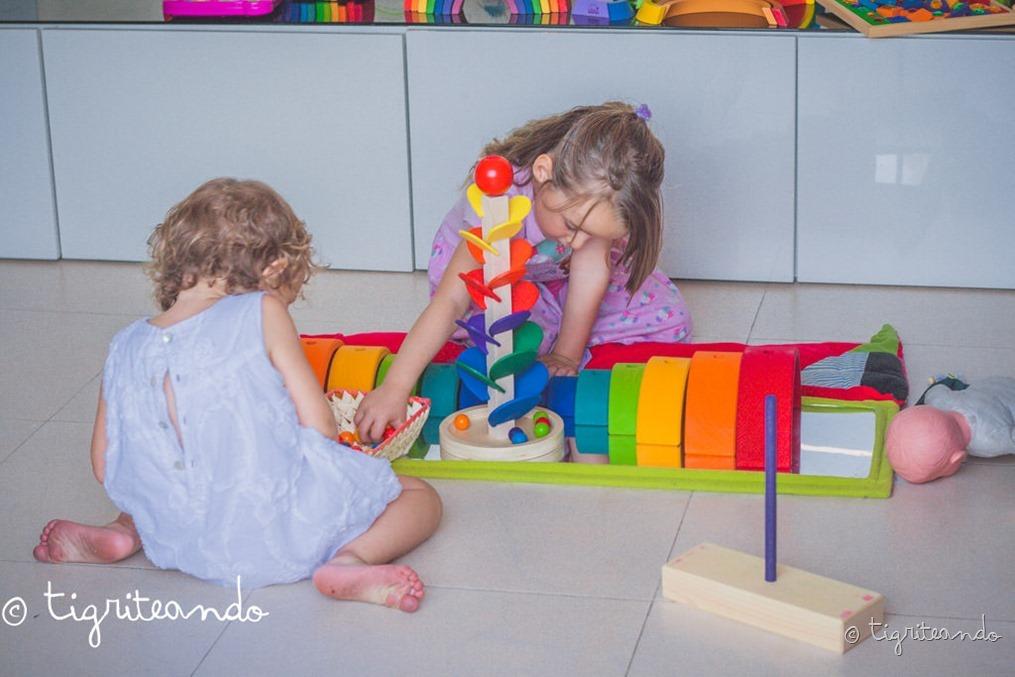 Arco Iris Waldorf Doble-12