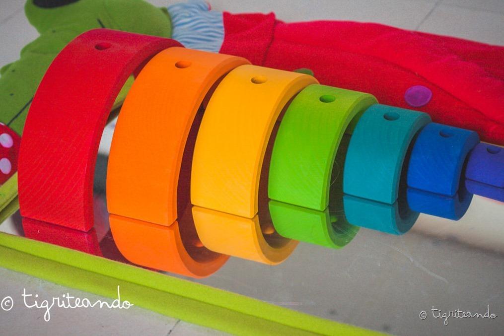 Arco Iris Waldorf Doble-13
