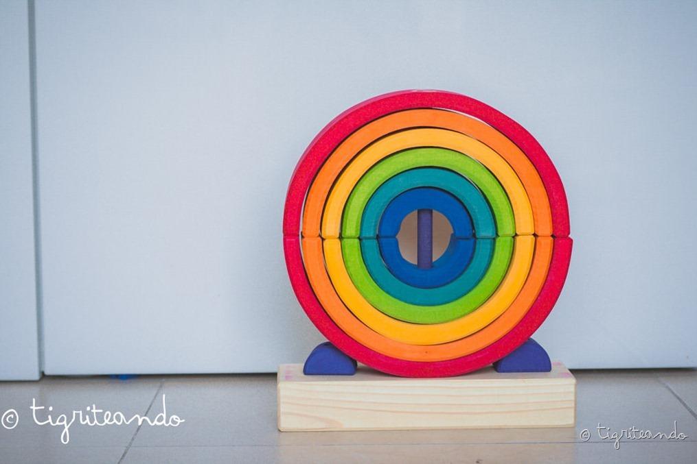 Arco Iris Waldorf Doble-18