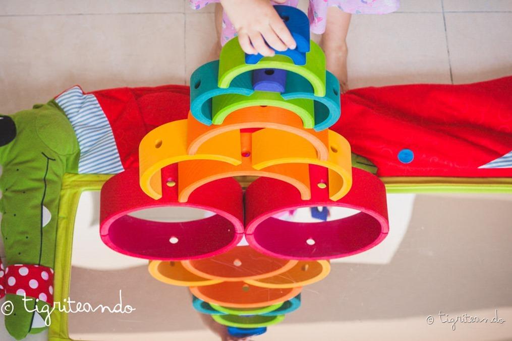 Arco Iris Waldorf Doble De Alupe Tigriteando