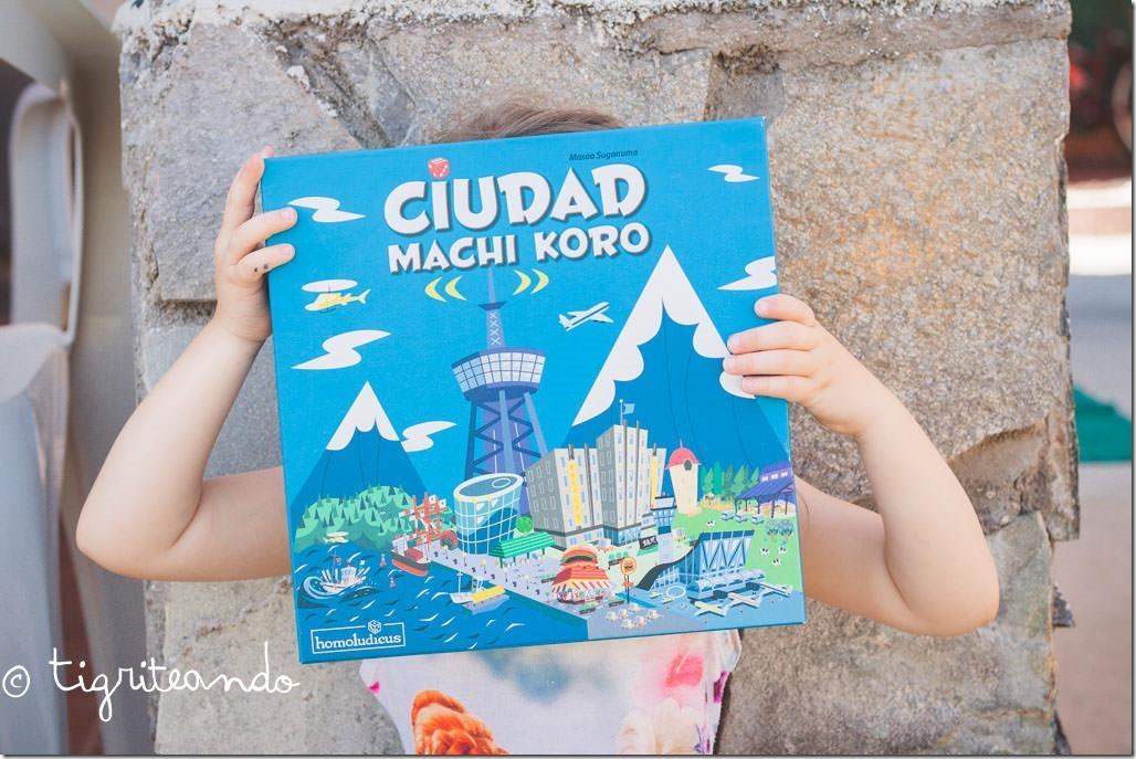 Juego machi koro-13