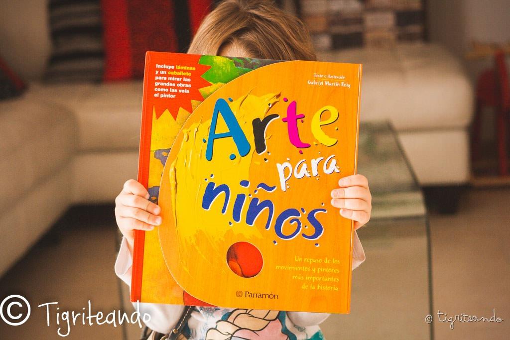 Libros de arte para ninos I: Escultura y arquitectura - Tigriteando
