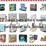 20 Juegos de mesa para regalar en Reyes {JdT}