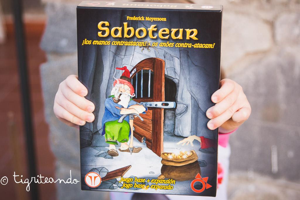 Saboteur AM