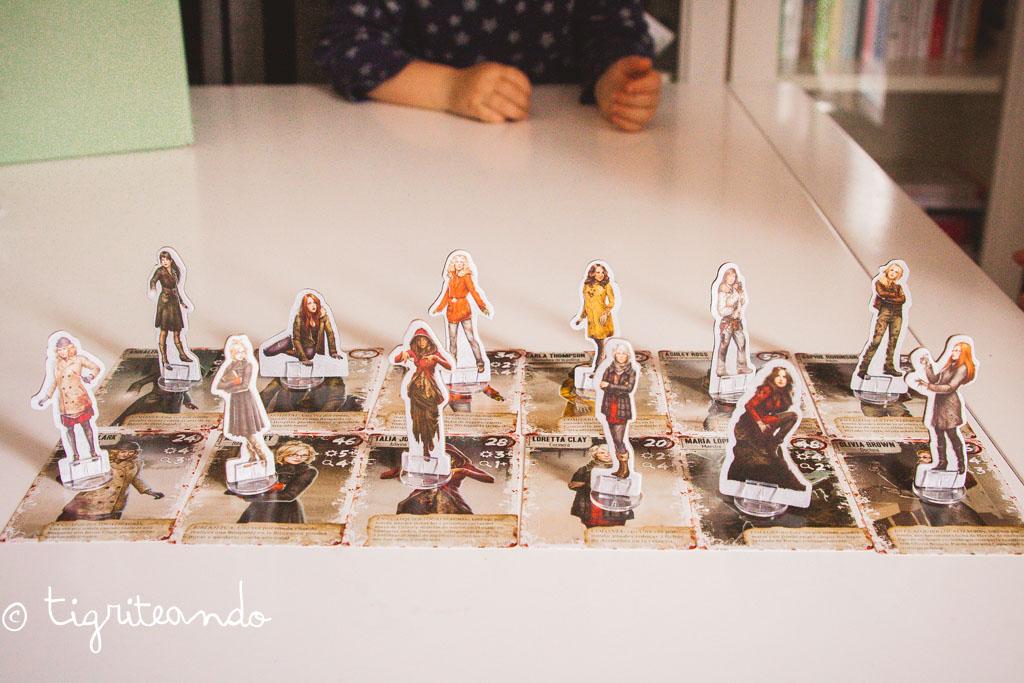 chicas protagonistas juegos de mesa jdt-25