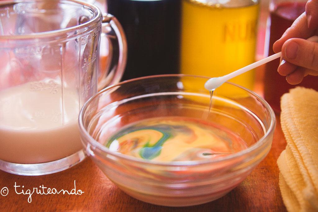 experimento leche-5