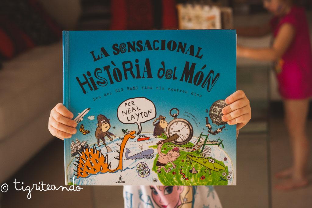 libros para ninos historia