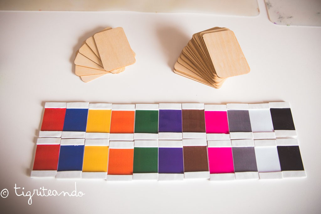 caja color uno y dos montessori diy-1