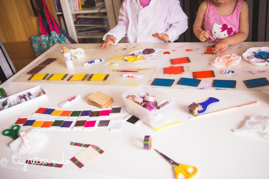 caja color uno y dos montessori diy-9