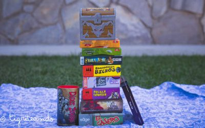 Juegos de viaje y viajes de juego