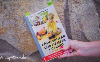 """Grupo de lectura """"Cómo educar con firmeza y cariño – Disciplina positiva"""""""