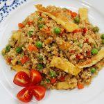 Quinoa tres delicias {Veggie Kids}