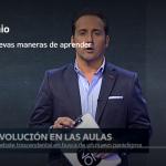 """Debate """"La revolución en las aulas"""" en Cuatro"""