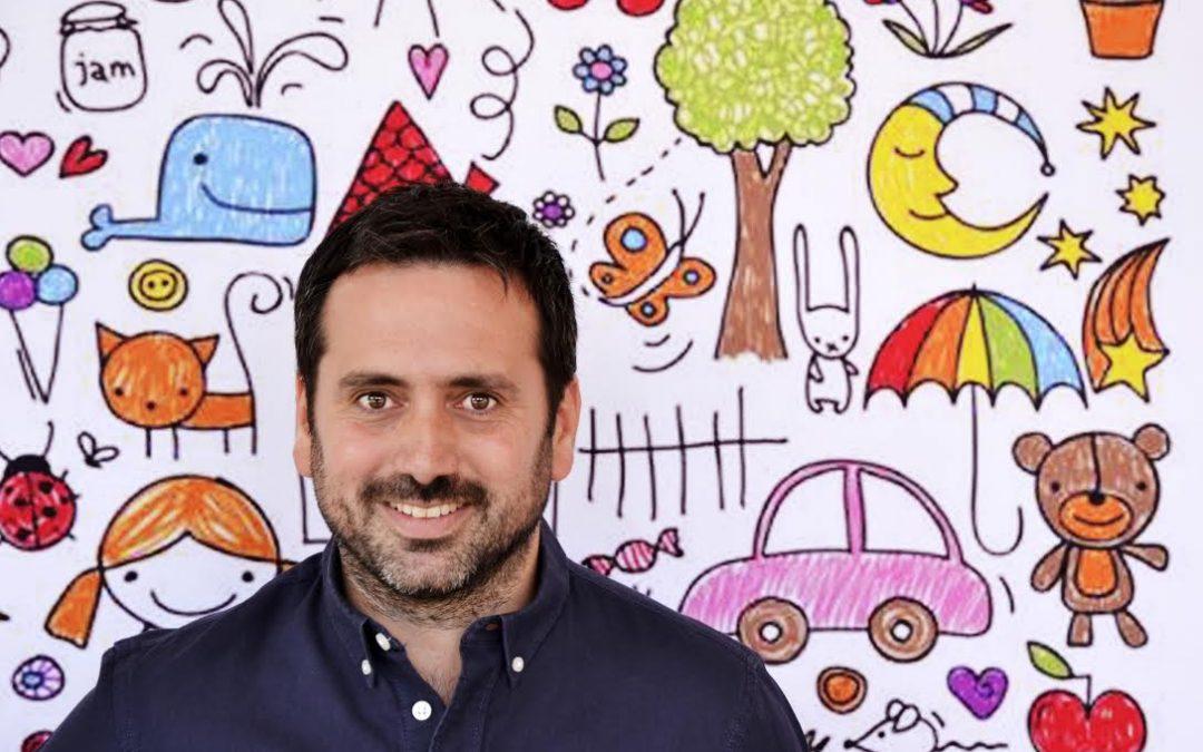 """Entrevista a Álvaro Bilbao, Neuropsicólogo y autor de  El cerebro del niño explicado a los padres"""""""