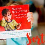 Manos que cuentan, libro sobre lengua de signos para bebés oyentes – Otanana