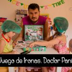 Doctor, tenemos un problema – Doctor Panic {Juego de Tronas}