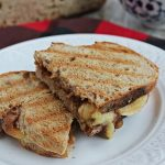 Sandwich banoffee