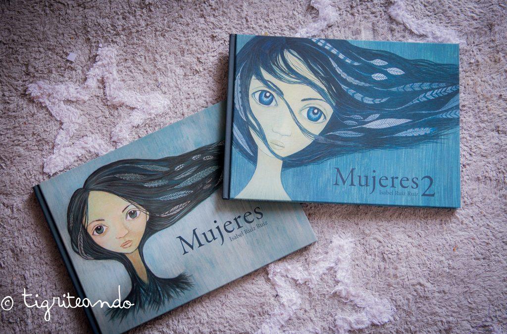 Album Ilustrado Mujeres  – Isabel Ruiz