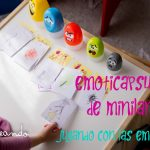 Emoticapsules, de Miniland Educational