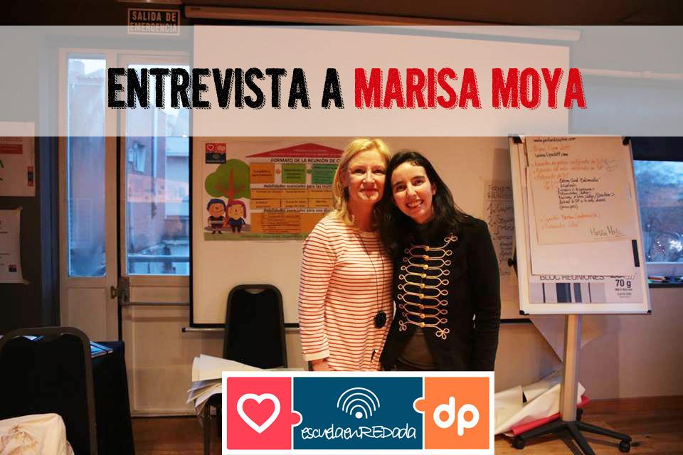 Entrevista a Marisa Moya, Talleres de Certificación en Disciplina Positiva
