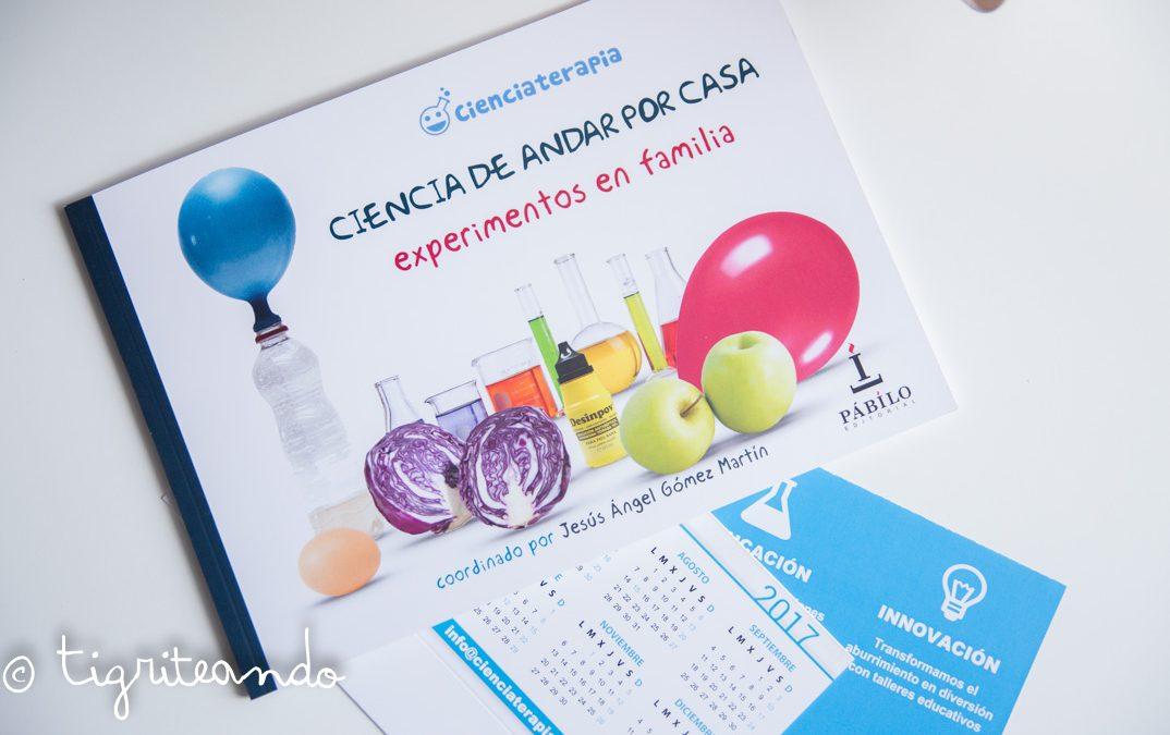 Libro Cienciaterapia, ciencia divertida para niños