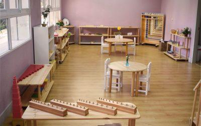 Casa de niños Montessori Canela Madrid {ETMC}