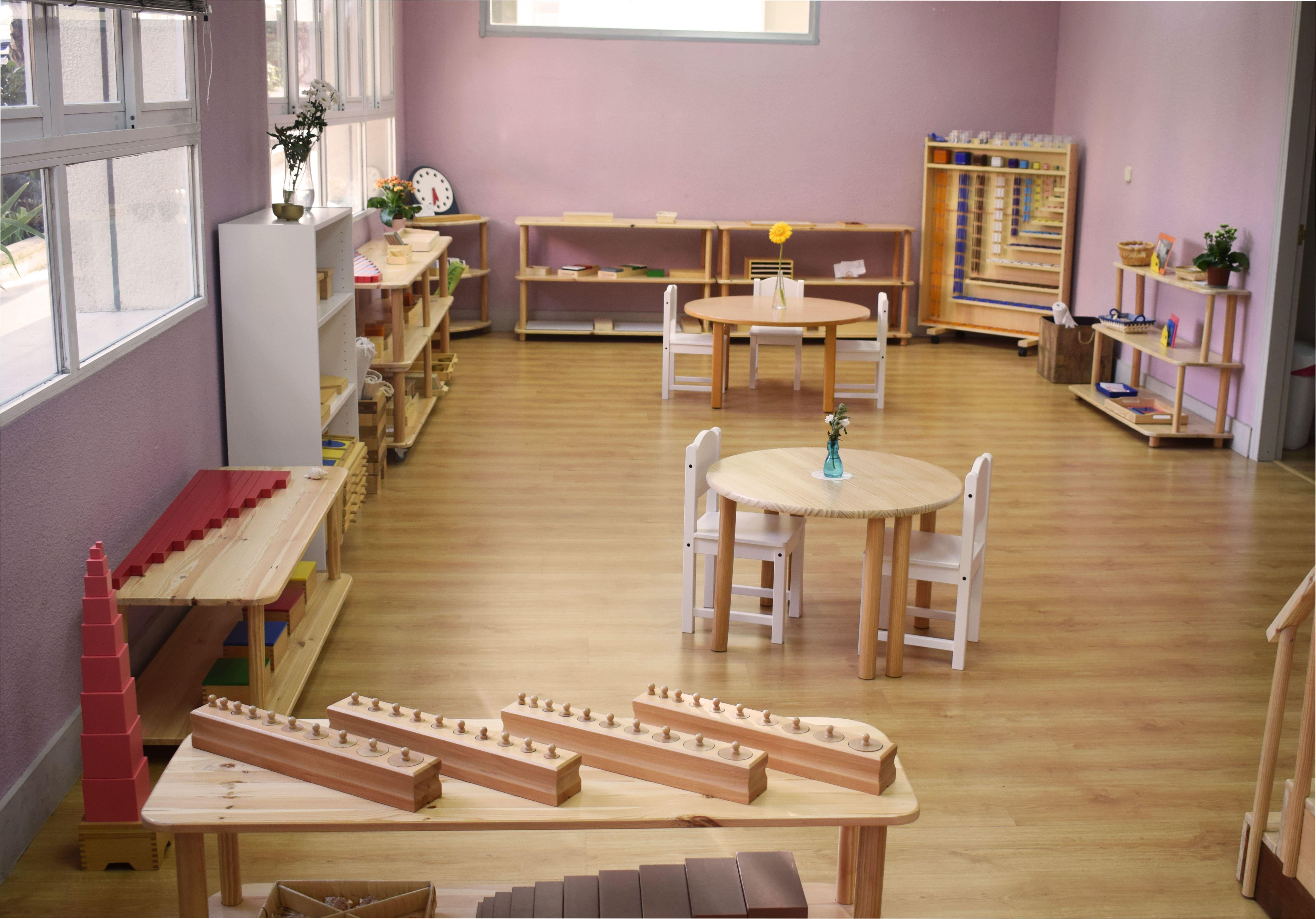 Casa de niños Montessori Canela Madrid {ETMC} - Tigriteando