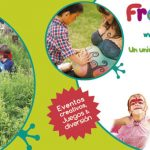Formación para familias Froggies en juego y cuentos