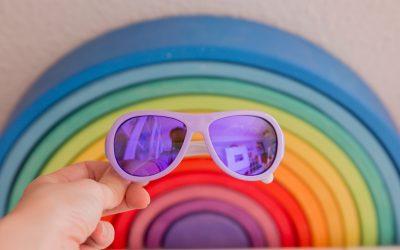 Gafas de sol para niños Shadez de Mobaby
