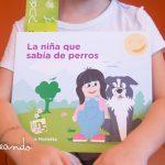 Libros sobre educación canina para niños.