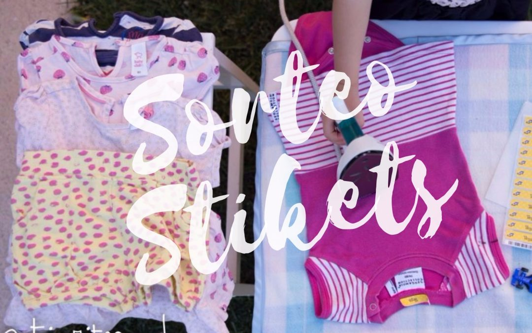 Pegatinas para marcar la ropa – Stikets