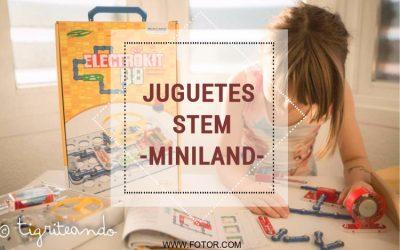 JUGUETES STEM DE MINILAND – Electrokit