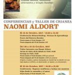Naomi Aldort – Criar a nuestros hijos creciendo nosotros