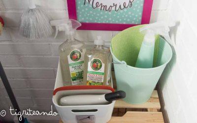 Earth Friendly Products, una marca de productos de limpieza ecologicos.
