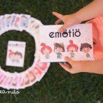 Emötiö, un juego para aprender sobre las emociones