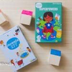 Juegos creativos Kibo: InventaKit y SuperPowers
