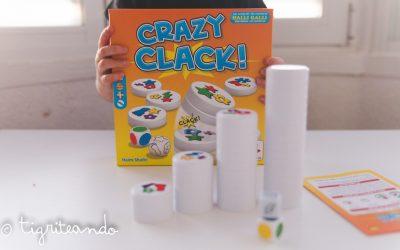 Crazy Clack y Kiwis Voladores de Mercurio Distribuciones {JdT}