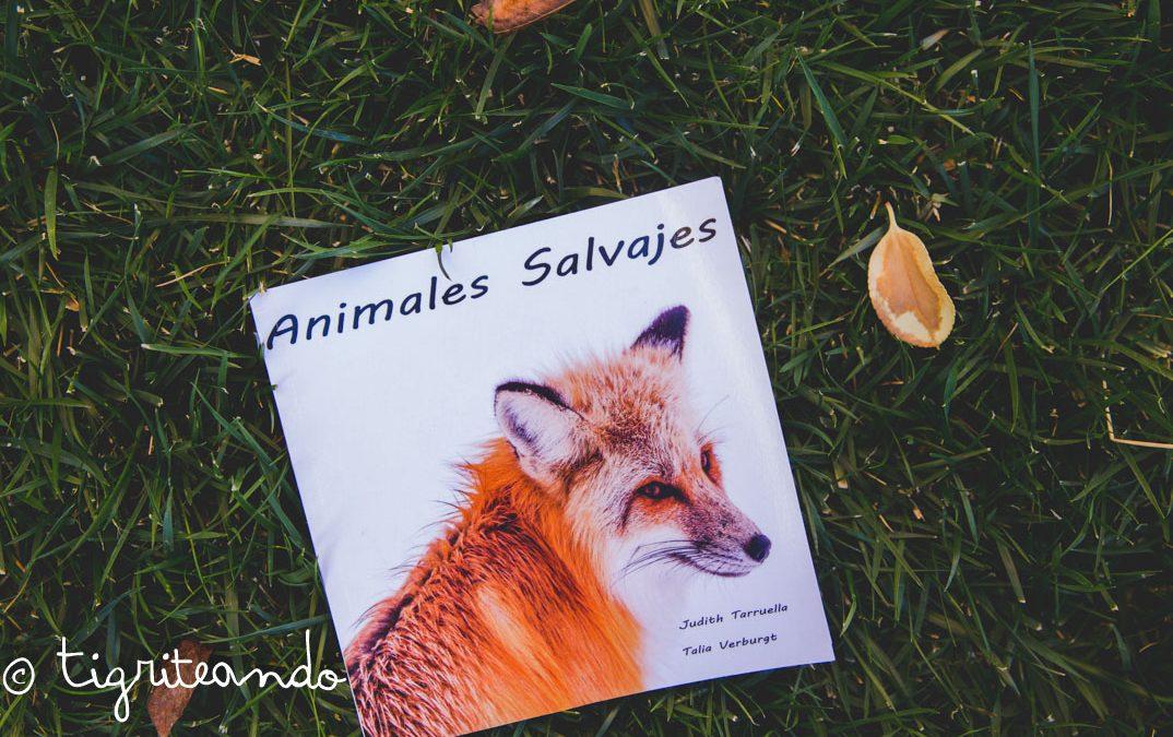 Libros de imagenes reales Slow Montessori
