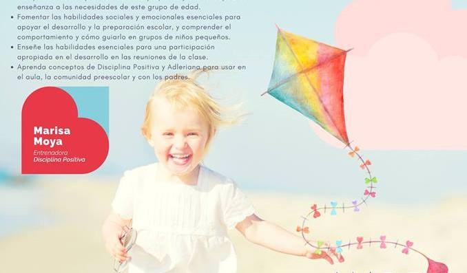 Disciplina Positiva en la primera infancia – Entrevista a Marisa Moya